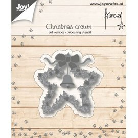 Joy!Crafts Franciens Kerstkrans met bel