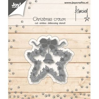 Joy!Crafts  Franciens Kerstkrans met bel