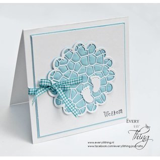 Joy!Crafts Cuttingdies- Endless crackle rosette