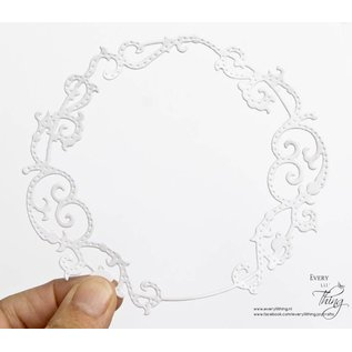 Joy!Crafts Cut-embossdie - Noor -  Circleswirls