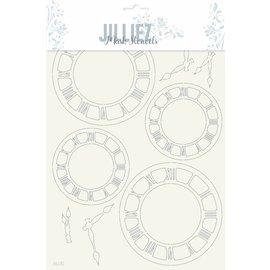 Jilliez Jilliez Mask Stencil klok