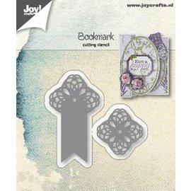 Joy!Crafts Snij-embosstencils - Boekenlegger