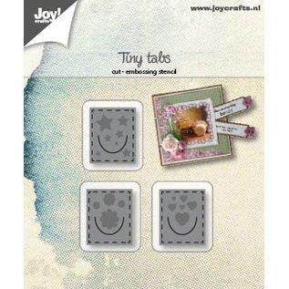 Joy!Crafts Snij-embos-debostencils - Fijne tabs