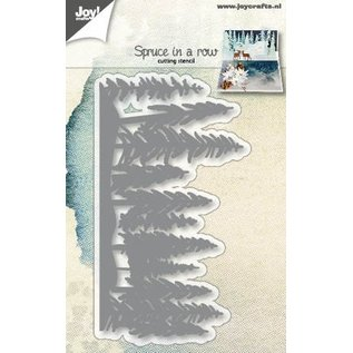 Joy!Crafts Snijstencil -  Sparren