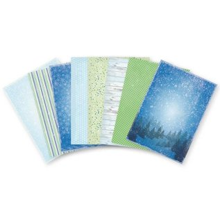 Joy!Crafts Papierset - Noor - Design Winter Wonderland