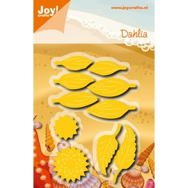 Joy!Crafts Snijstencil - Dahlia