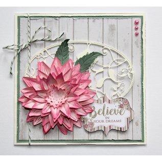 Joy!Crafts Snijstencil - Dahlia