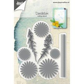 Joy!Crafts Snijstencil - Paardenbloem