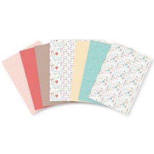 Joy!Crafts Papierset - Noor - Design Endless Love