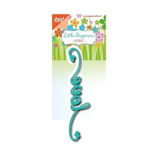 Joy!Crafts Snijstencil - Noor - Love