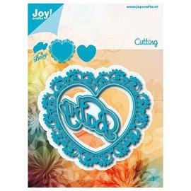 Joy!Crafts Snijstencil - Noor - Hart - Baby