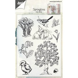 Joy!Crafts Clear stempel - Lente