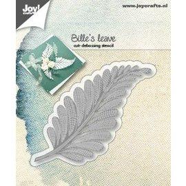 Joy!Crafts Snijstencil - Bille's Blad