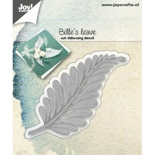 Joy!Crafts Snijstencil - Bille's Blad