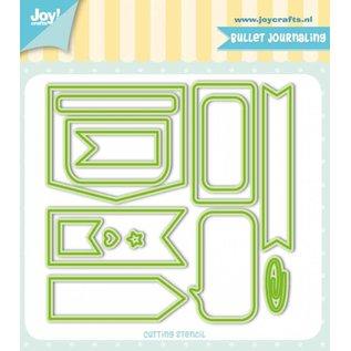 Joy!Crafts Snijstencils - Jocelijne - Bullet Journaling
