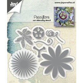 Joy!Crafts Snijstencils - Passiflora