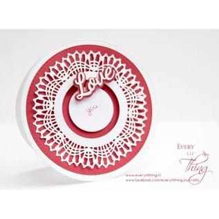 Joy!Crafts Snijstencils - Slider-cirkels
