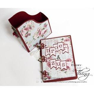 Joy!Crafts Polybesa Scrap Box Stencil