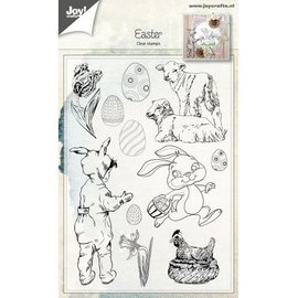 Joy!Crafts Clear stempel - Pasen