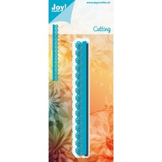 Joy!Crafts Snijstencil - Noor - Border blauw