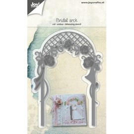 Joy!Crafts Snij-embos-debosstencils - Bruidsboog