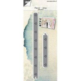 Joy!Crafts Snijstencil - Planner-strips