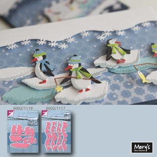 Joy!Crafts Cuttingdies - Mery's Penguins