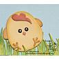 Joy!Crafts Snijstencils - Mon Ami - Kip Fiona