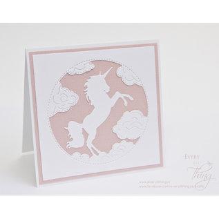 Joy!Crafts Cut-embossdie - Magic Unicorn