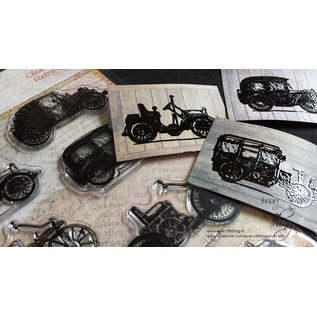 Joy!Crafts Stempel - retro auto's
