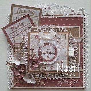 Joy!Crafts Papierset - Pink Petals