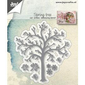 Joy!Crafts Voorjaarsboom