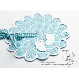 Joy!Crafts Cuttingdies - LWA - Babyfeet