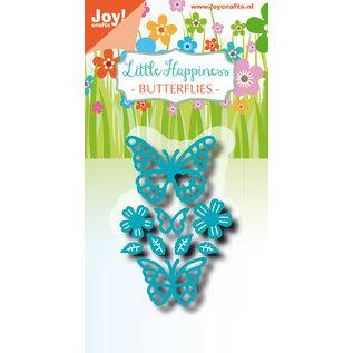 Joy!Crafts Cuttingstencil - Noor - LH - Butterflies