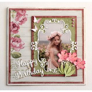 Joy!Crafts Cuttingstencils - Filigrain frame