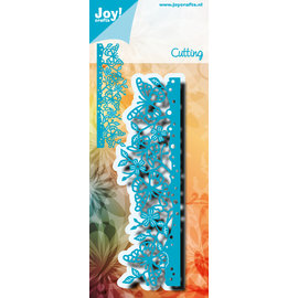 Joy!Crafts Cuttingstencil - Butterfly-border
