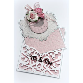 Joy!Crafts Cuttingstencil - Giftcardpocket