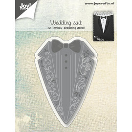 Joy!Crafts Cut-emboss-debossdie - Weddingsuit