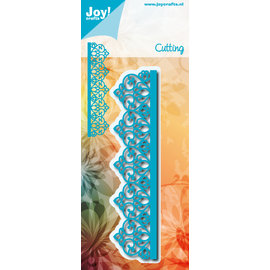 Joy!Crafts Cuttingstencil - Noor - Border blue
