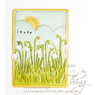 Joy!Crafts Cut-emboss-debossdies - Springflowers