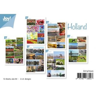 Joy!Crafts Knipvellen - Holland