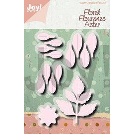 Joy!Crafts Snijstencil - Noor - Aster