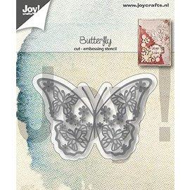 Joy!Crafts Snijstencil - Vlinders-in