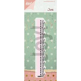 Joy!Crafts Snijstencil - Noor - Vintage Borders - June
