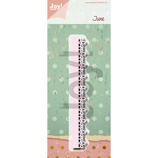 Joy!Crafts Snijstencil - Noor - Vintage Borders - June