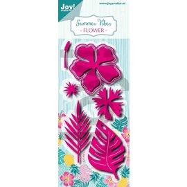 Joy!Crafts Snij-embosstencils - Noor - Summer Vibes Flower