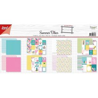 Joy!Crafts Scrap-Designpapier - Noor - Summer Vibes