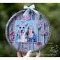 Joy!Crafts Borduurring bamboe 20 cm