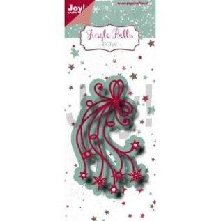 Joy!Crafts Snijstencil - Jingle Bells - Strikje