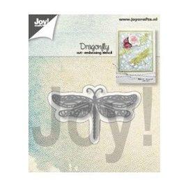 Joy!Crafts Snij-embosstencil - Libelle